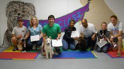 Puppy class 1