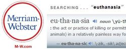 Euthanasia defined