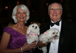 Jackie & Doug Woolfolk with Maggie & Sugar