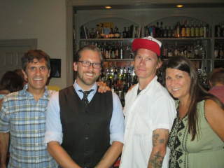 Rob, Mattias, chef, Angi