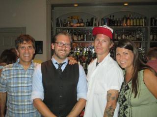 Rob, Mattias, chef, Angi
