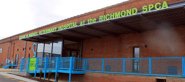 A Hospital exterior
