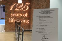 A 125 years of lifesaving