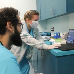 Dr. Molinas review dental xray